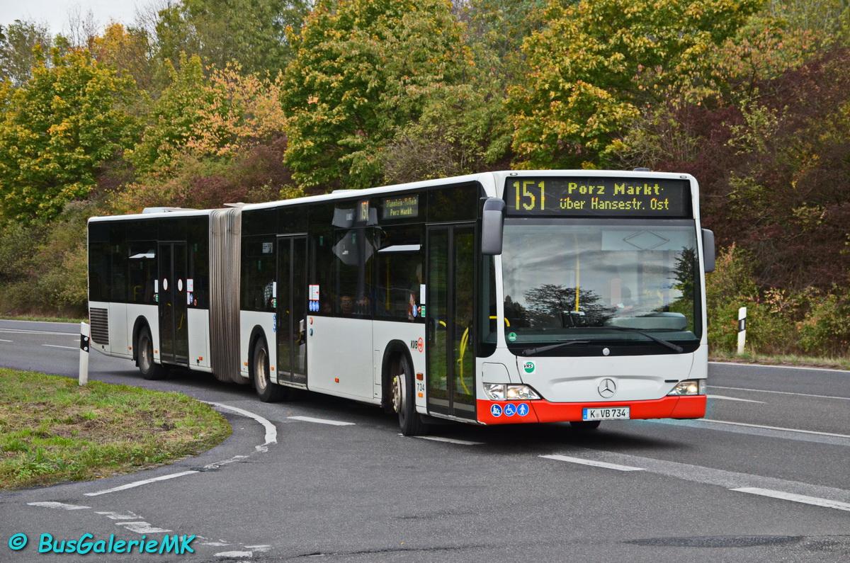Kvb Linie 151
