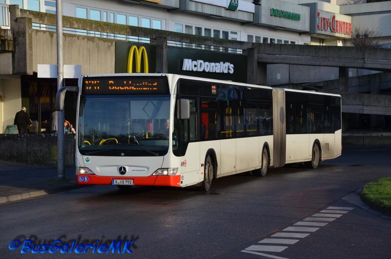 Bus 126 Köln