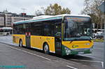 iveco-crossway-le/530743/ems-lv-146-pausiert-am-hbf EMS LV 146 pausiert am Hbf Wiesbaden.