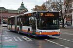 man-ng-xx3-lions-city/530764/wagen-351-faehrt-nach-dotzheim-zum Wagen 351 fährt nach Dotzheim zum Waldfriedhof.