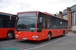 mercedes-benz-o530-citaro/530738/mz-rn-236-pausiert-am-hbf MZ RN 236 pausiert am Hbf Wiesbaden.