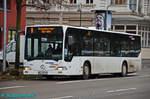 mercedes-benz-o530-citaro/530766/wagen-538-auf-dem-weg-zur Wagen 538 auf dem Weg zur Steinbergerstraße.