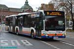 mercedes-benz-o530-citaro-c2-g/530761/wagen-337-auf-der-linie-14 Wagen 337 auf der Linie 14 im Einsatz.