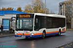 mercedes-benz-o530-citaro-c2-le/530752/wagen-31-am-wiesbadener-hauptbahnhof Wagen 31 am Wiesbadener Hauptbahnhof.