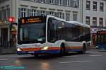 mercedes-benz-o530-citaro-c2-le/530793/wagen-14-auf-dem-weg-nach Wagen 14 auf dem Weg nach Schierstein