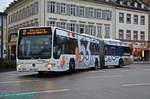 mercedes-benz-o530-citaro-facelift-g/530791/wagen-592-auf-dem-weg-nach Wagen 592 auf dem Weg nach Dotzheim.