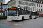 mercedes-benz-o530-citaro-g/530783/wagen-591-auf-dem-weg-nach Wagen 591 auf dem Weg nach Dotzheim.